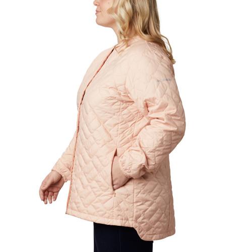 Куртка утепленная женская Sweet View, Plus Size - фото 4