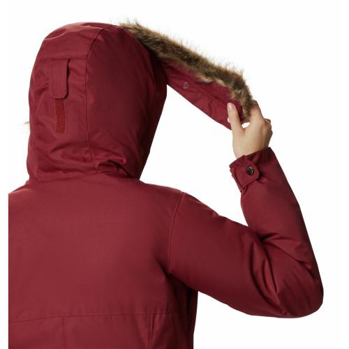 Куртка утепленная женская Suttle Mountain Long Insulated Jacket - фото 6