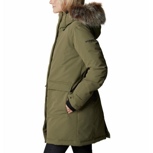 Куртка утепленная женская Little Si - фото 3