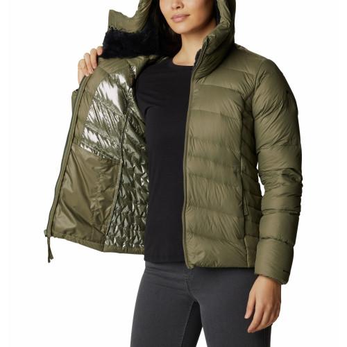 Куртка пуховая женская Autumn Park - фото 5