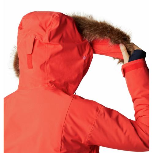 Куртка утепленная женская Mount Bindo II - фото 6