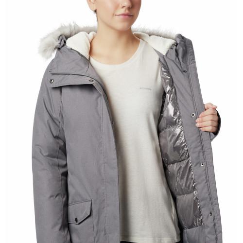 Куртка утепленная женская Suttle Mountain - фото 4