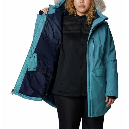 Куртка утепленная женская Mount Bindo - фото 6