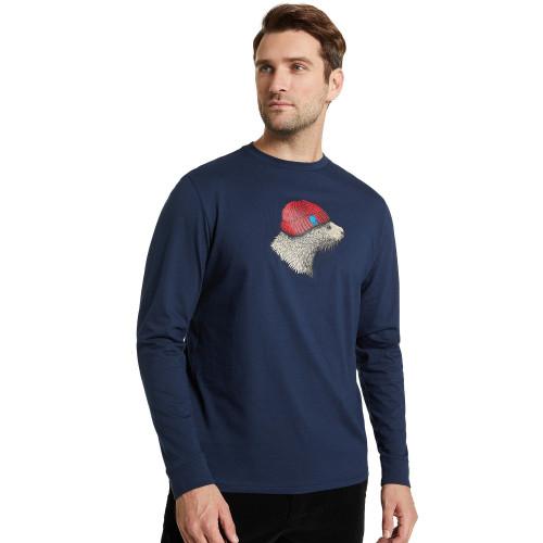 Лонгслив мужской Blue Reef