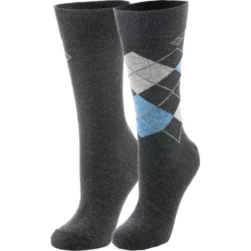 Носки (2 пары) 2 pack Cotton/romb - фото 1
