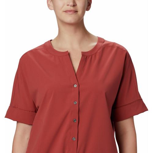 Рубашка женская Firwood Crossing SS - фото 3