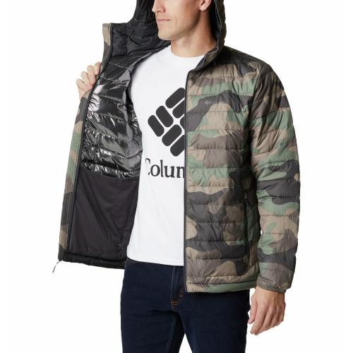 Куртка утепленная мужская Powder Lite™ - фото 5