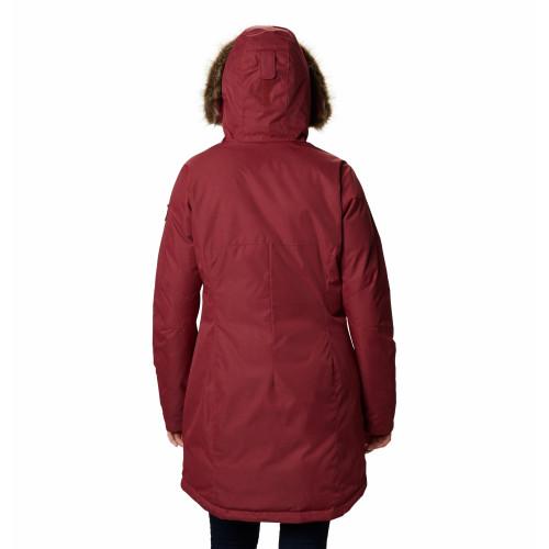 Куртка утепленная женская Suttle Mountain Long Insulated Jacket - фото 2