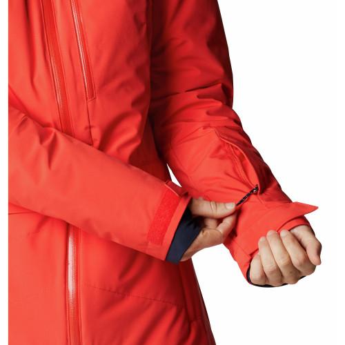 Куртка утепленная женская Mount Bindo II - фото 8