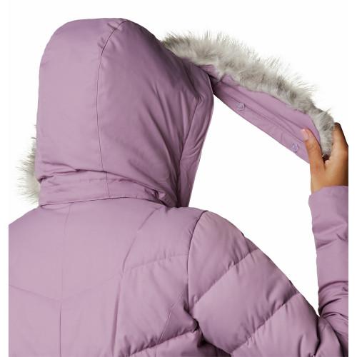 Куртка пуховая женская Crystal Caves - фото 6