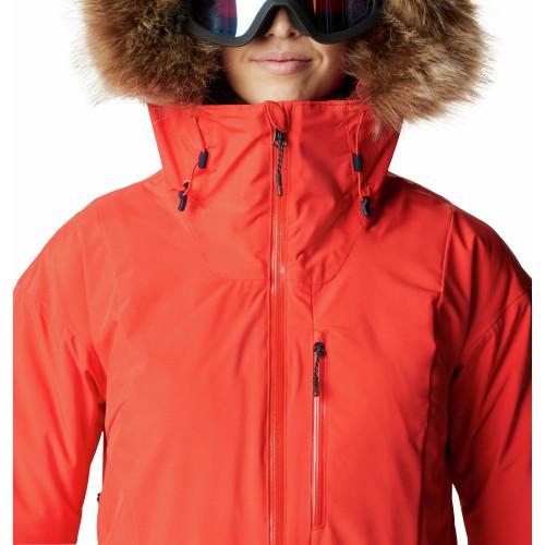 Куртка утепленная женская Mount Bindo II - фото 4