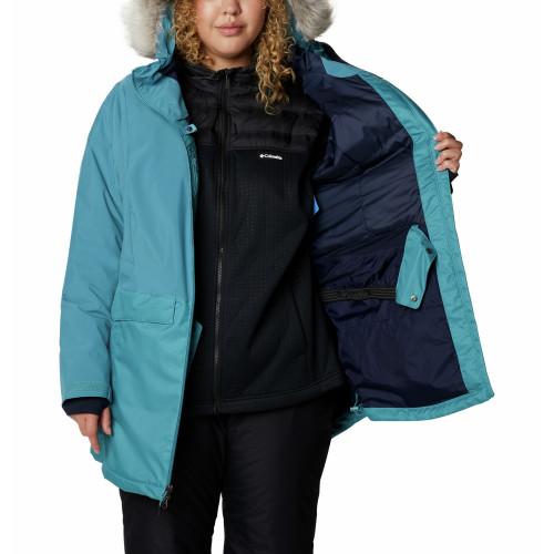 Куртка утепленная женская Mount Bindo - фото 7