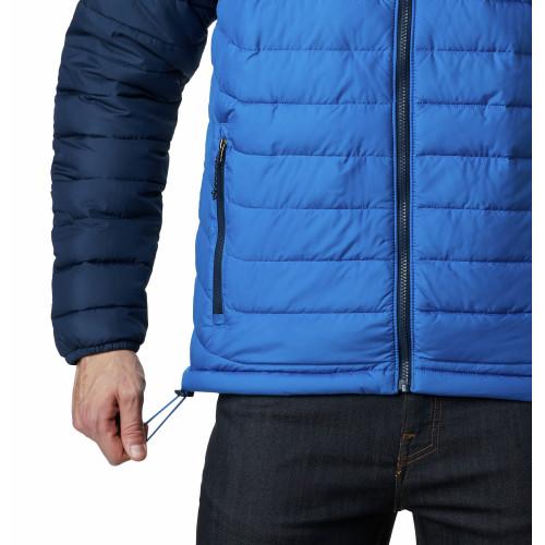 Куртка утепленная мужская Powder Lite - фото 6