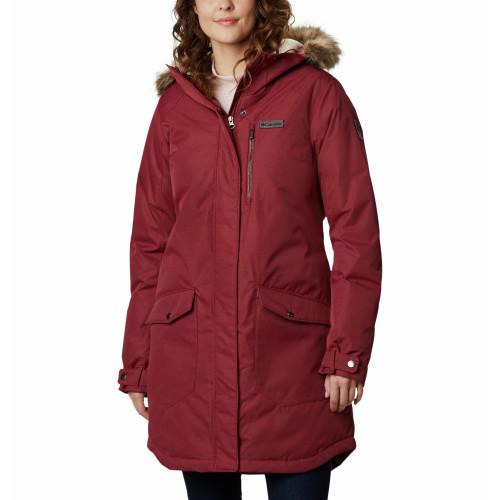 Куртка утепленная женская Suttle Mountain™ Long Insulated Jacket