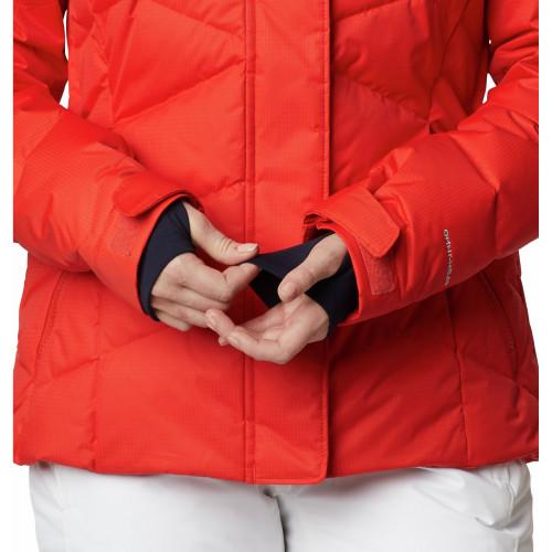 Куртка пуховая женская - фото 11