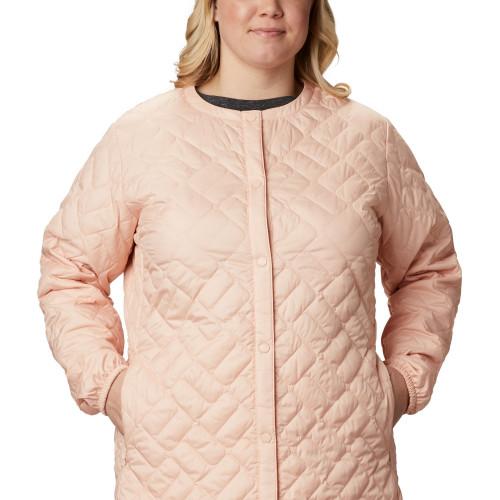 Куртка утепленная женская Sweet View, Plus Size - фото 5