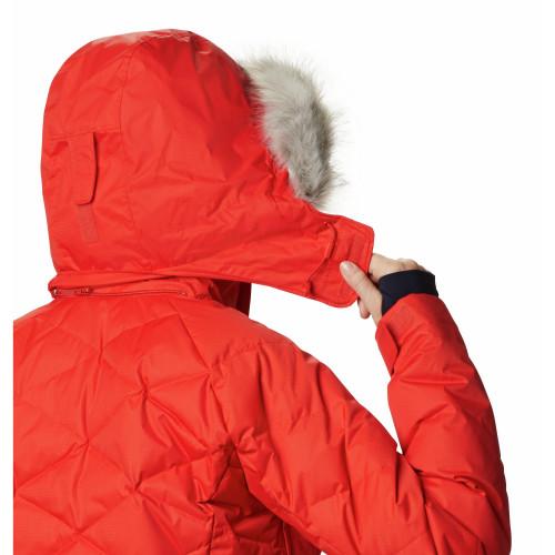 Куртка пуховая женская - фото 12