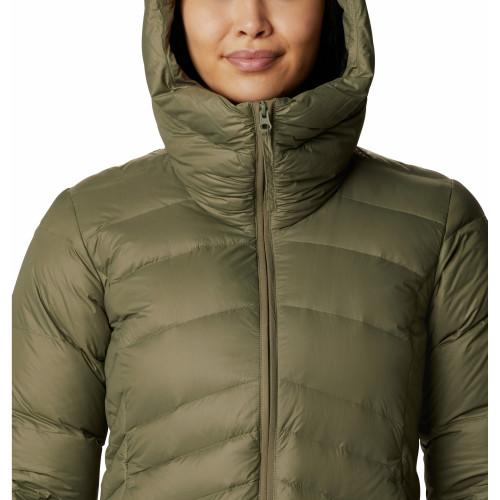 Куртка пуховая женская Autumn Park - фото 4