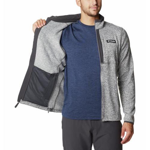 Джемпер флисовый мужской Sweater Weather - фото 5