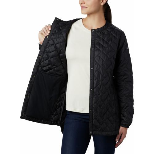 Куртка утепленная женская Sweet View - фото 5