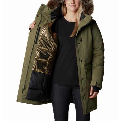 Куртка утепленная женская Little Si - фото 5
