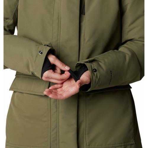 Куртка утепленная женская Little Si - фото 7