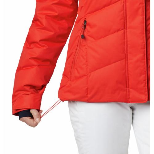 Куртка пуховая женская - фото 9