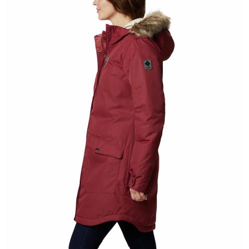 Куртка утепленная женская Suttle Mountain Long Insulated Jacket - фото 3