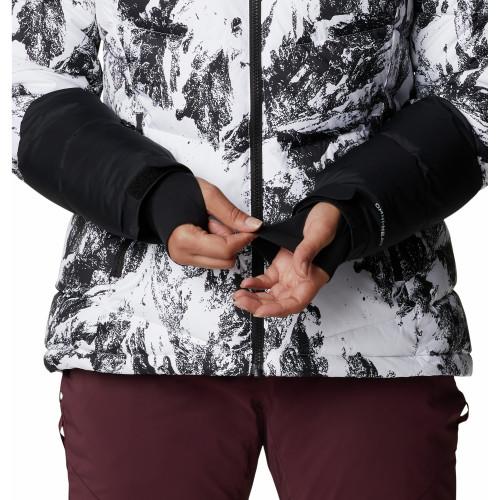 Куртка утепленная женская Abbott Peak - фото 8