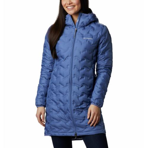 Куртка пуховая женская Delta Ridge™