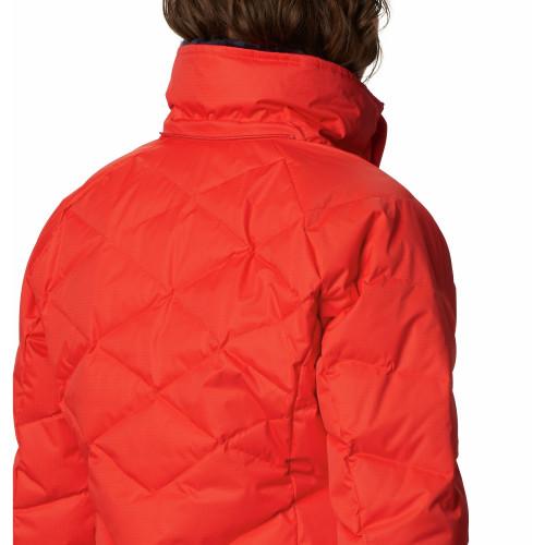 Куртка пуховая женская - фото 4