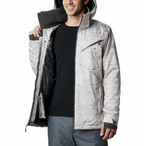 Куртка пуховая мужская Powder 8's - фото 5