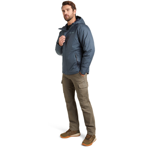 Куртка утепленная мужская Oak Harbor - фото 3