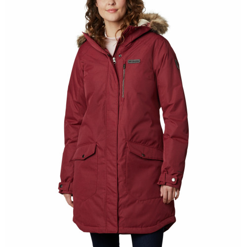 Куртка женская Suttle Mountain™ Long Insulated Jacket - фото 1