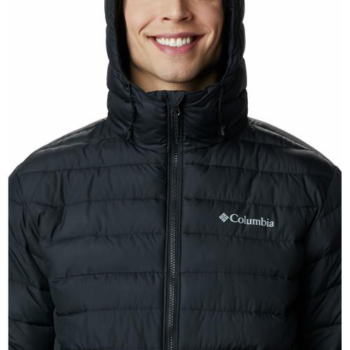 Куртка утепленная мужская Powder Lite - фото 4