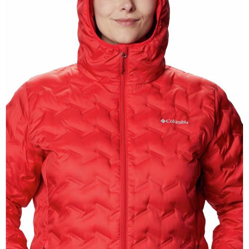 Куртка пуховая женская Delta Ridge, Plus Size - фото 4