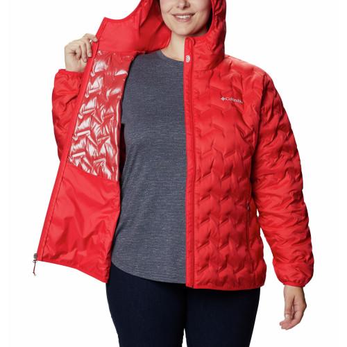 Куртка пуховая женская Delta Ridge, Plus Size - фото 5