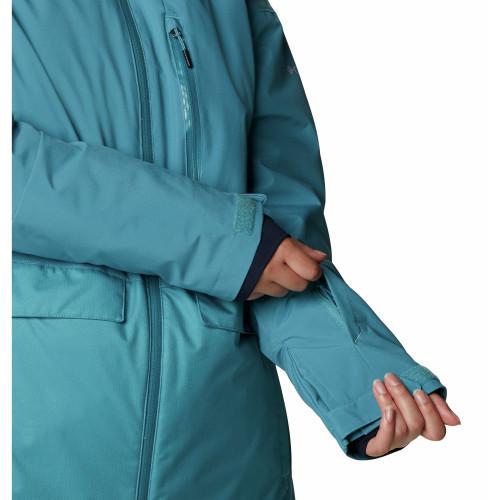 Куртка утепленная женская Mount Bindo - фото 10