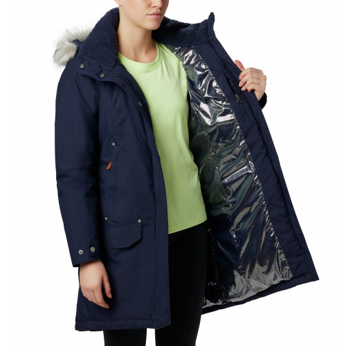 Куртка пуховая женская Icelandite TurboDown - фото 4