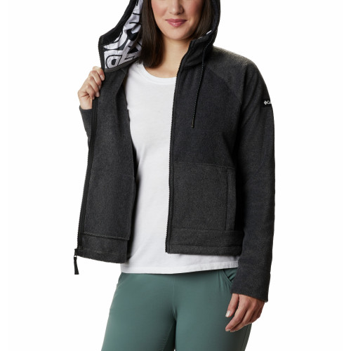 Джемпер женский Exploration™ Hooded Fleece FZ - фото 6