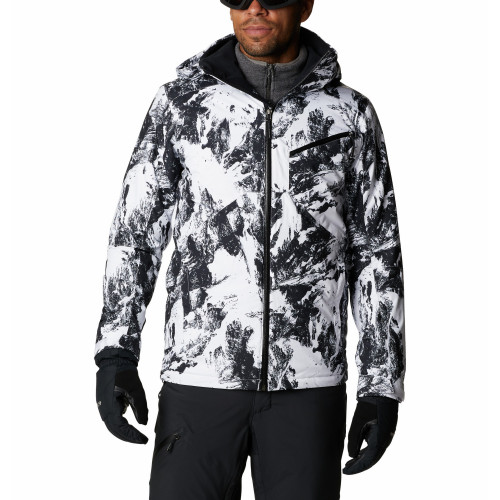 Куртка пуховая мужская Powder 8's