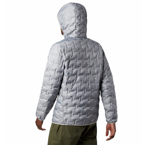 Куртка пуховая мужская Delta Ridge - фото 2