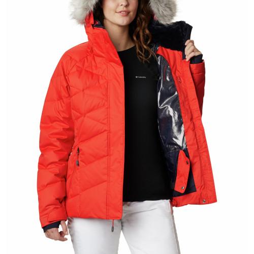 Куртка пуховая женская - фото 6