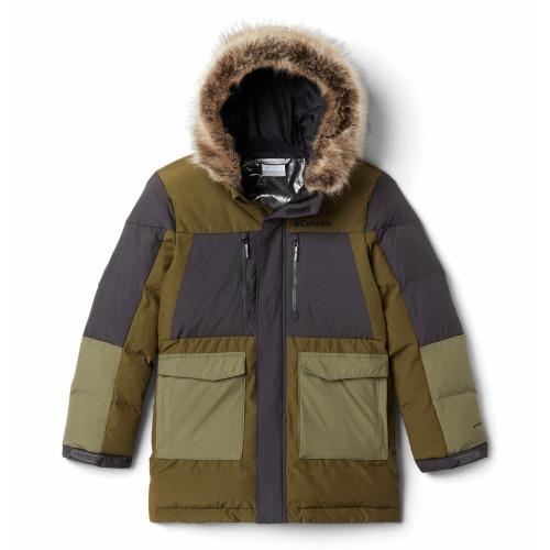 Куртка утепленная для мальчиков Marquam Peak Fusion
