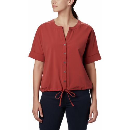 Рубашка женская Firwood Crossing SS