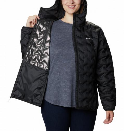Куртка пуховая женская Delta Ridge™, Plus Size - фото 4