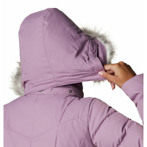 Куртка пуховая женская Crystal Caves - фото 7
