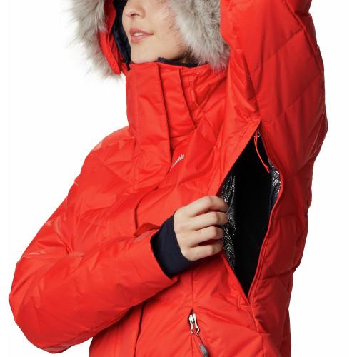 Куртка пуховая женская - фото 8