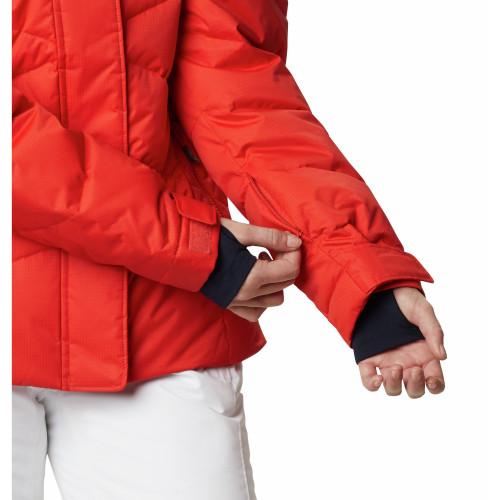 Куртка пуховая женская - фото 10